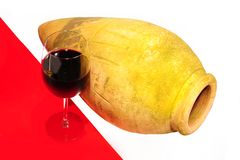 Amphora. Stock Images