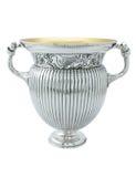 Amphora antico d'argento Immagini Stock
