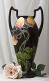 Amphora art noveau Stock Photos