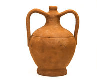 Amphora clay Royalty Free Stock Photo