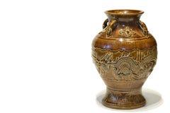 Amphora de la Chine Images libres de droits
