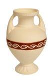 Amphora del greco antico Fotografie Stock Libere da Diritti