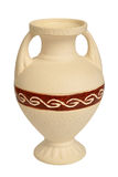 Amphora do grego clássico fotos de stock royalty free