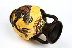Amphora grego fotos de stock royalty free