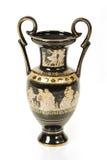 Amphora grego fotografia de stock