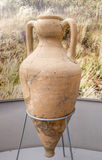 Amphora. 1st century BC. Clay Royalty Free Stock Photography