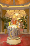 Amphora by Viola Frey at the Wynn Esplanade at the Wynn Hotel and Casino Stock Photography