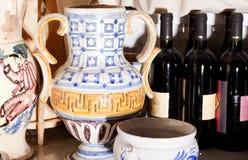 amphorae Стоковые Изображения RF