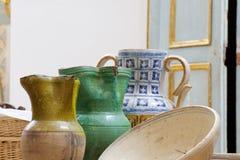 amphorae 免版税库存图片