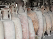 Amphorae Stock Photos