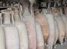 Amphorae Stock Photos