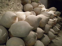 Amphorae Stock Images