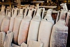 amphoras старые Стоковое Изображение