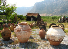 Amphoras Stock Photos