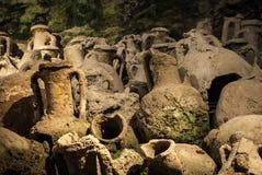 amphoras Royaltyfria Foton