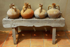Free Amphoras Royalty Free Stock Photography - 4574307