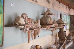 Amphoras stock image