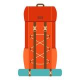 Amping σακίδιο πλάτης Ð ¡ Στοκ εικόνες με δικαίωμα ελεύθερης χρήσης