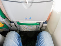 Ample legroom Royalty Free Stock Photography