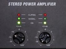 Amplificador Imagenes de archivo