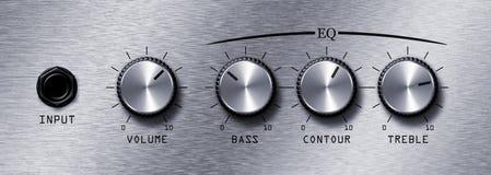Amplificador Foto de Stock Royalty Free