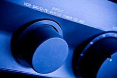 Amplificador imagem de stock royalty free