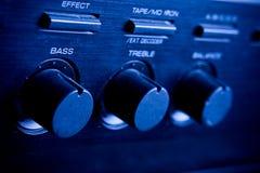 Amplificador Imagem de Stock