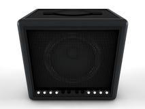 amplificador 3d Fotografía de archivo