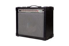 Amplificador da guitarra fotografia de stock royalty free