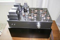 Amplificador del tubo Fotos de archivo