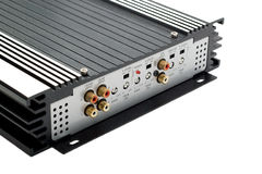Amplificador isolado imagem de stock