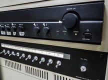 Amplificadores audio fotos de stock royalty free