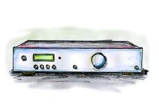 Amplificateur photographie stock libre de droits