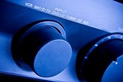 Amplificateur Image libre de droits
