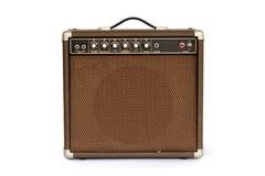 Amplificateur de guitare électrique Image libre de droits