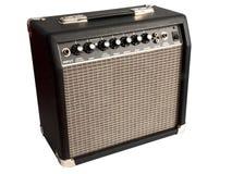 Amplificateur de guitare Images libres de droits