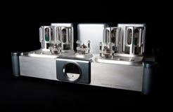 Amplificateur de tube Image stock