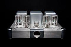 Amplificateur de tube Photographie stock libre de droits