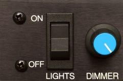 Amplificateur moderne à l'ancienne Images stock