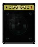 Amplificateur onze Images stock