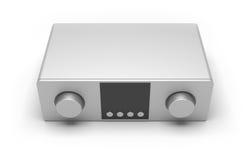 Amplificateur/récepteur Images stock