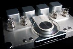 Amplificatore del tubo fotografia stock