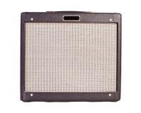 Amplificatore della chitarra immagine stock