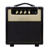 Amplificatore della chitarra fotografia stock libera da diritti
