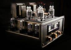 Amplificatore fatto a mano del tubo Immagine Stock Libera da Diritti