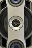 Amplificazione del suono Fotografia Stock