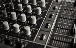 Amplifier Stock Image