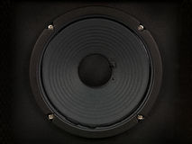 Amplifier Speaker Royalty Free Stock Photo