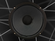 Amplifier Speaker Royalty Free Stock Photography