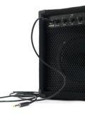 Amplifier Speaker Stock Image